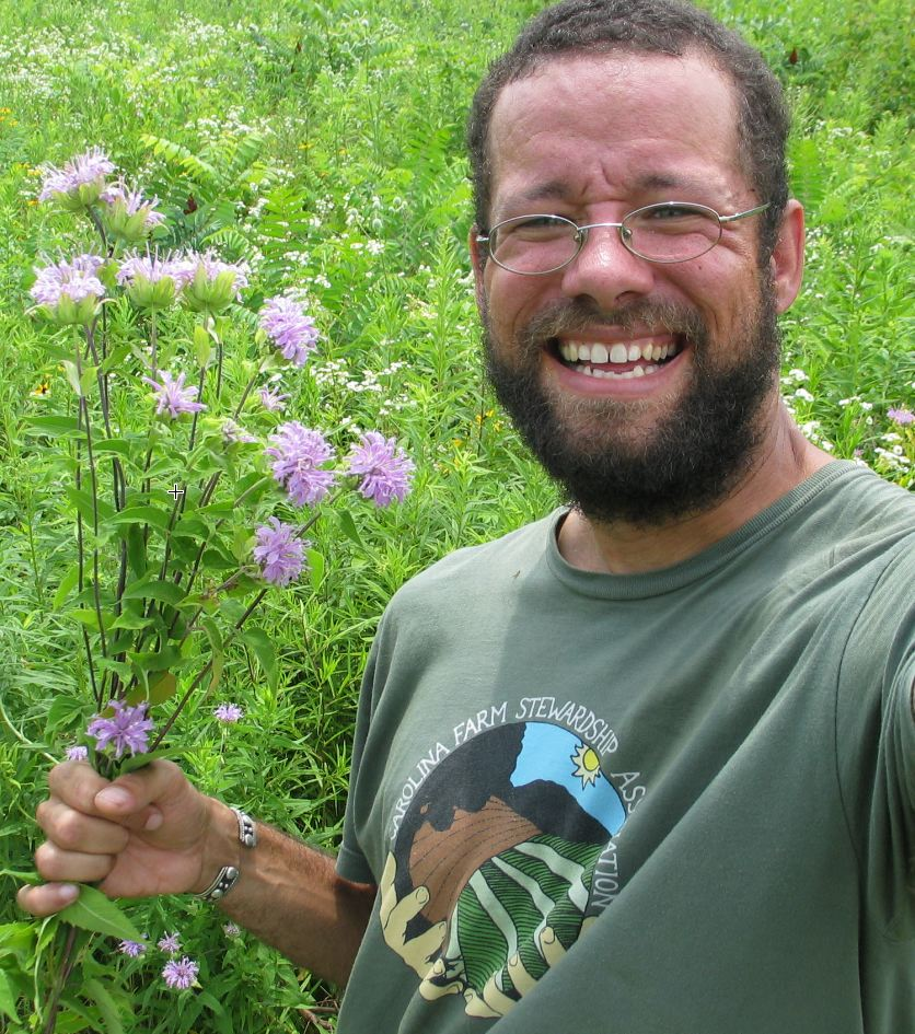 Marc Williams, ethnobotanist, is the executive director of Plants and Healers International