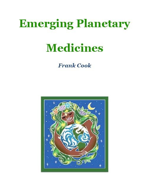 Cover of Emerging Planetary Medicines by Frank Cook